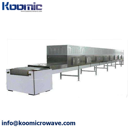 Conveyor Belt Industrial Microwave Chrysanthemum Dryer